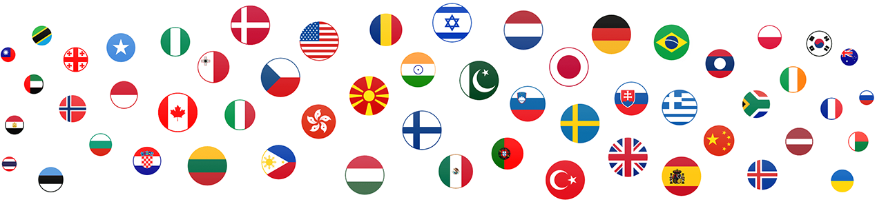 Register your Trademark in over 100 countries
